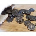 Glen More II: Chronicles Metal Coins - accesorio juego de mesa