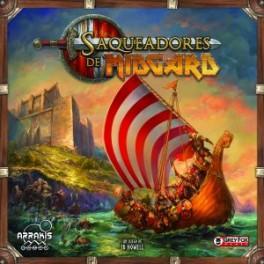 Saqueadores de Midgard - juego de mesa