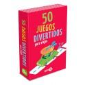 50 Juegos Divertidos para Viajar - juego de cartas