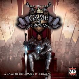 Game of crowns juego de mesa