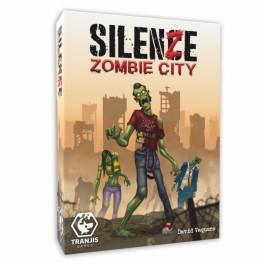 Silenze: Zombie City - juego de cartas