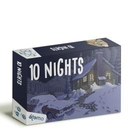 10 Nights - juego de mesa