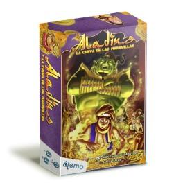 Aladino y la Cueva de las Maravillas - juego de mesa