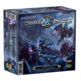 Sword and Sorcery Complementos: Cuando llega la Oscuridad - expansion juego de mesa