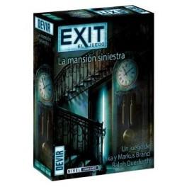 Exit: La Mansion Siniestra - juego de mesa