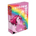 Black Stories: Rainbow Stories - juego de cartas