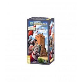 carcassonne la torre expansion juego de mesa