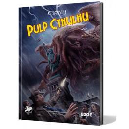 La llamada de Cthulhu: Pulp Cthulhu - suplemento de rol