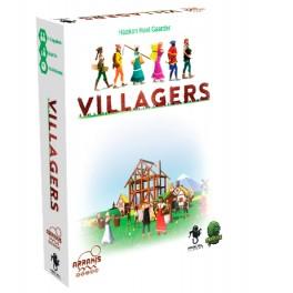 Villagers - juego de cartas