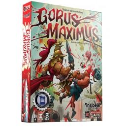 Gorus Maximus - juego de cartas