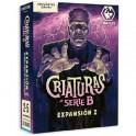Criaturas Serie B: expansion I - expansión juego de cartas