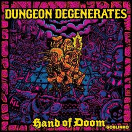 Dungeon Degenerates: Hand of Doom - juego de mesa