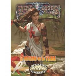 Savage Worlds: Deadlands. El infierno en la Tierra -  suplemento de rol