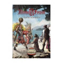 Savage Worlds Ultima Forsan: Iberia Macabra - suplemento de rol