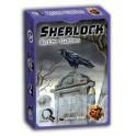 Serie Q Sherlock: Entre tumbas - juego de cartas