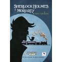 Libro Juego Sherlock Holmes y Moriarty Asociados - Libro juego