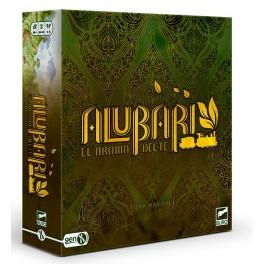 Alubari: el Aroma del Te - juego de mesa