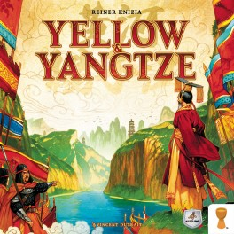Yellow and Yangtze (castellano) - juego de mesa