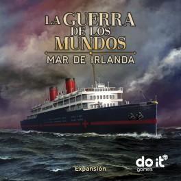 La Guerra de los Mundos: Mar de Irlanda - expansión juego de mesa