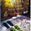 La Guerra de los Mundos: Pack de miniaturas - expansión juego de mesa