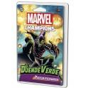 Marvel Champions: El Duende Verde - expansión juego de cartas