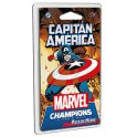 Marvel Champions: Capitan America - expansión juego de cartas