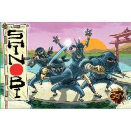 Shinobi juego de mesa