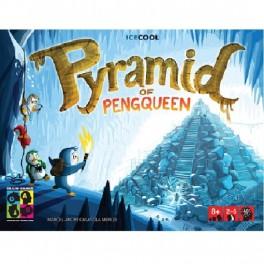La Piramide perdida de Pengqueen - juego de mesa