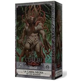 Cthulhu: Death May Die. La Cabra Negra de los Bosques - expansión juego de mesa