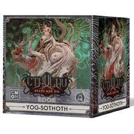 Cthulhu: Death May Die. Yog-Sothoth - expansión juego de mesa