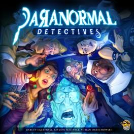 Paranormal Detectives - juego de mesa
