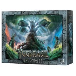 Yggdrasil Chronicles - juego de mesa