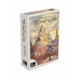 El Desafio De Los Templos - juego de mesa