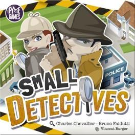 Small Detectives - juego de tablero