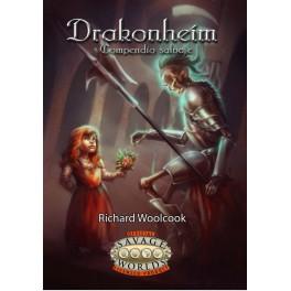 Drakonheim: Compendio Salvaje - suplemento de rol