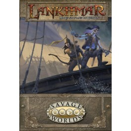 Savage Worlds: Lankhmar. Mares salvajes de Nehwon - suplemento de rol