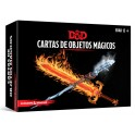 Dungeons and Dragons: Cartas de objetos magicos