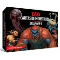 Dungeons and Dragons: Cartas de monstruos. Desafio 0-5