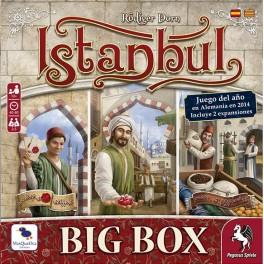 Istanbul Big Box - Castellano - juego de mesa