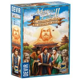 Marco Polo II: Al servicio del Kan - juego de mesa