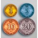 Rococo: Monedas metalicas Edicion Deluxe