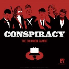 Conspiracy The Solomon Gambit - juego de mesa