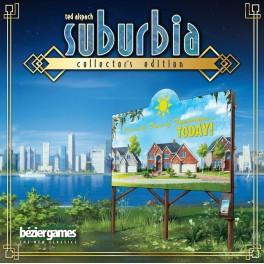 Suburbia Collectors Edition - juegos de mesa