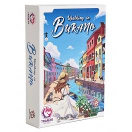 Walking in Burano (castellano) - juego de mesa