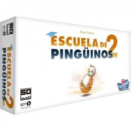 Escuela de pingüinos 2 - juego de mesa