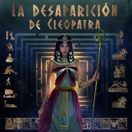 La desaparicion de Cleopatra - Escape Room - juego de mesa