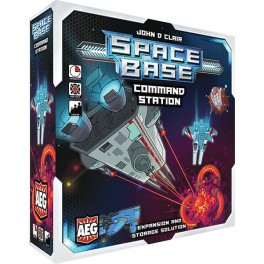 Space Base: Command Station - expansion juego de mesa