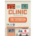 Clinic: The extension - expansion juego de mesa