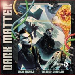Dark Matter juego de mesa