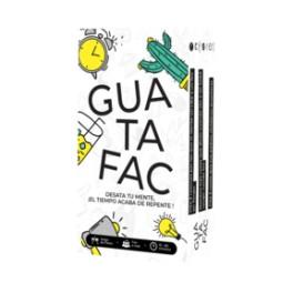 Guatafac - juego de cartas